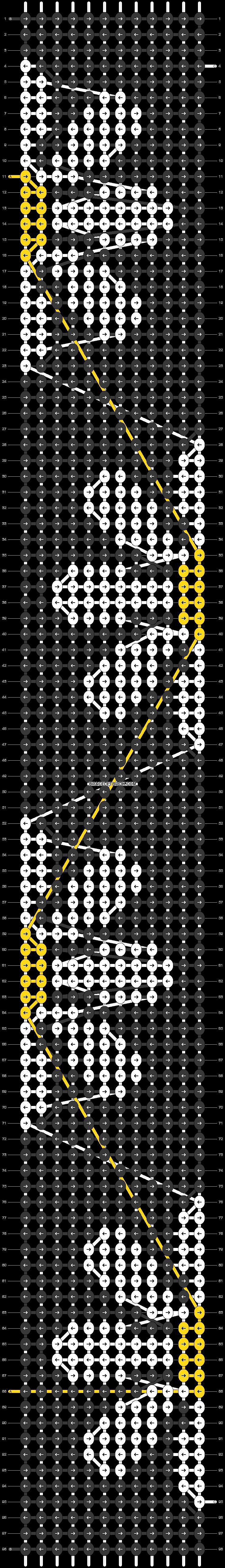 Alpha pattern #53435 pattern