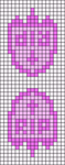 Alpha pattern #53436