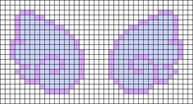 Alpha pattern #53437