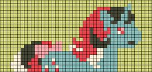 Alpha pattern #53467