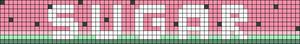 Alpha pattern #53482