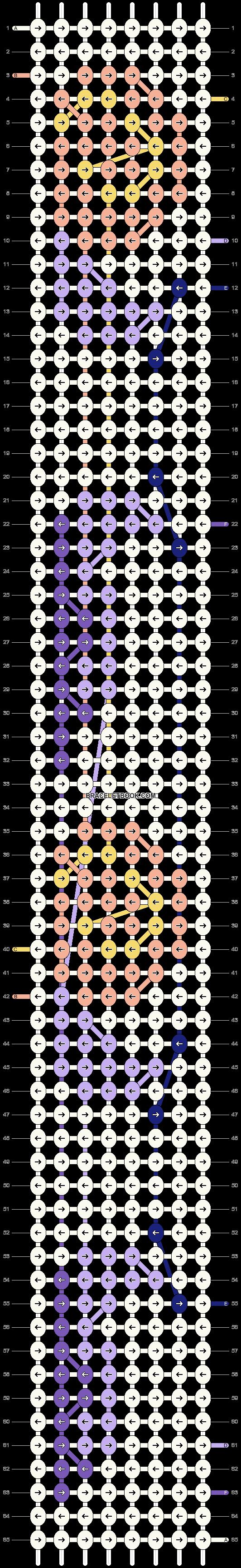Alpha pattern #53520 pattern
