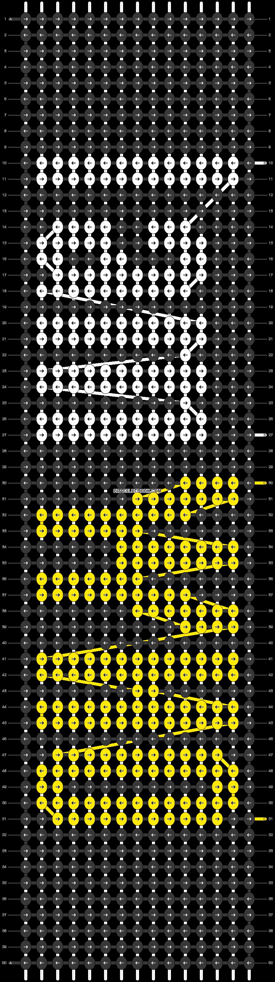 Alpha pattern #53523 pattern