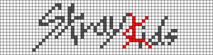 Alpha pattern #53524