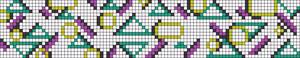 Alpha pattern #53526
