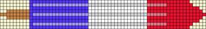 Alpha pattern #53529