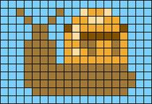 Alpha pattern #53535
