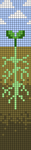 Alpha pattern #53536