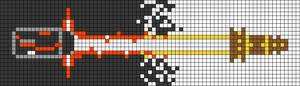 Alpha pattern #53537