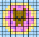 Alpha pattern #53546