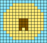 Alpha pattern #53547