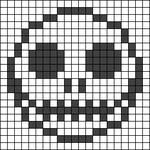 Alpha pattern #53549
