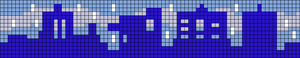 Alpha pattern #53551