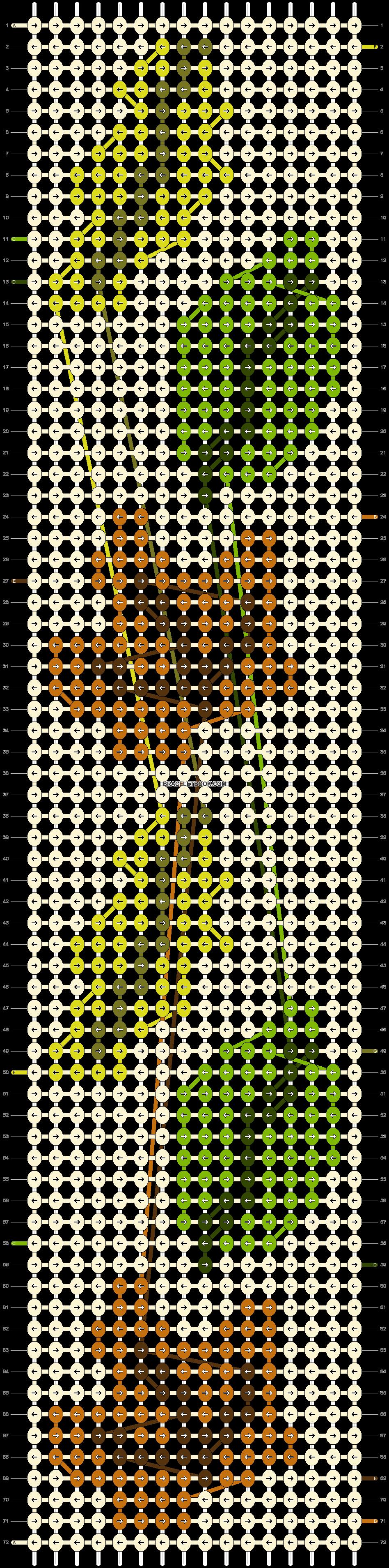 Alpha pattern #53552 pattern
