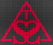 Alpha pattern #53570