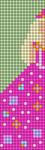 Alpha pattern #53573