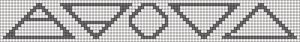 Alpha pattern #53576