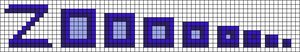 Alpha pattern #53582