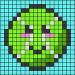 Alpha pattern #53590