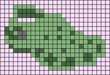 Alpha pattern #53591