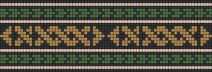 Alpha pattern #53592