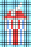 Alpha pattern #53602