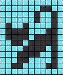 Alpha pattern #53606