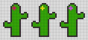 Alpha pattern #53615