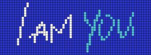 Alpha pattern #53625