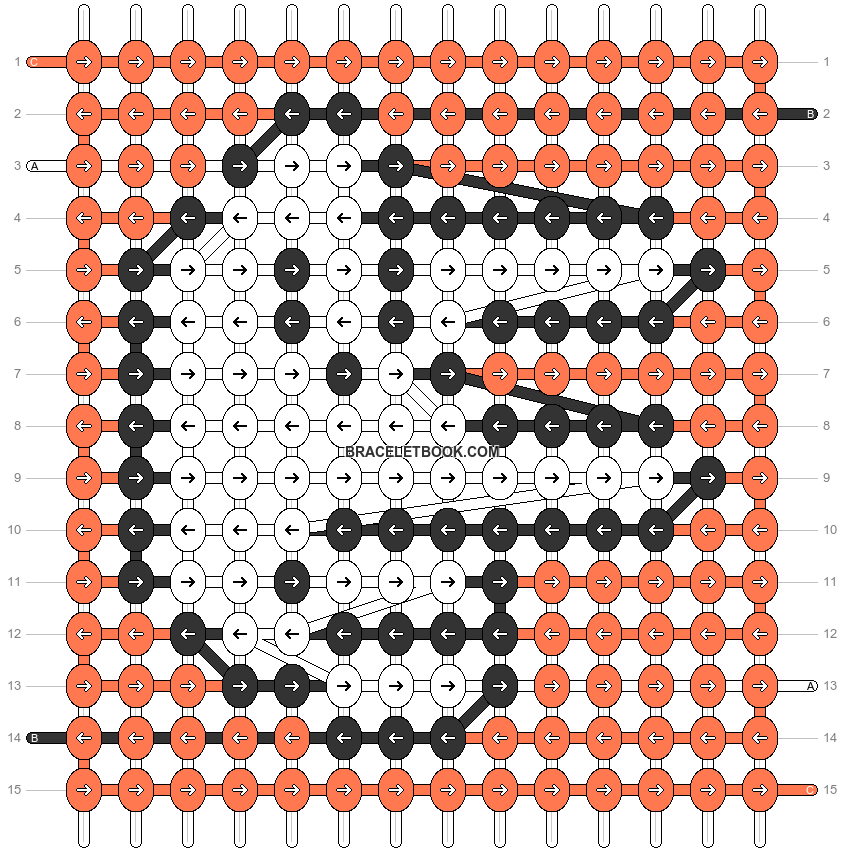 Alpha pattern #53626 pattern