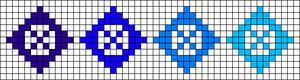 Alpha pattern #53630