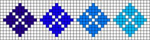 Alpha pattern #53631