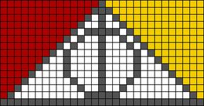 Alpha pattern #53635