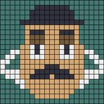 Alpha pattern #53647