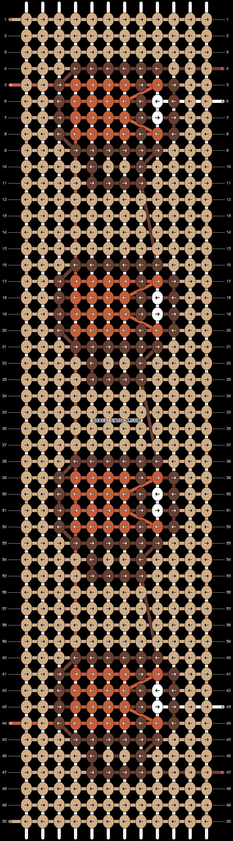 Alpha pattern #53653 pattern