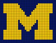 Alpha pattern #53659