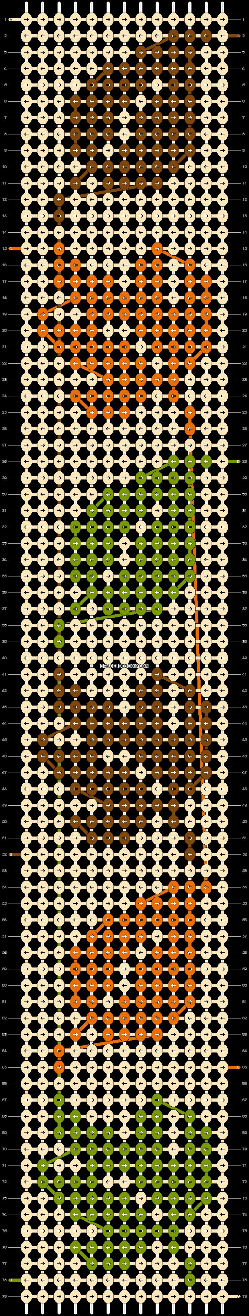Alpha pattern #53667 pattern