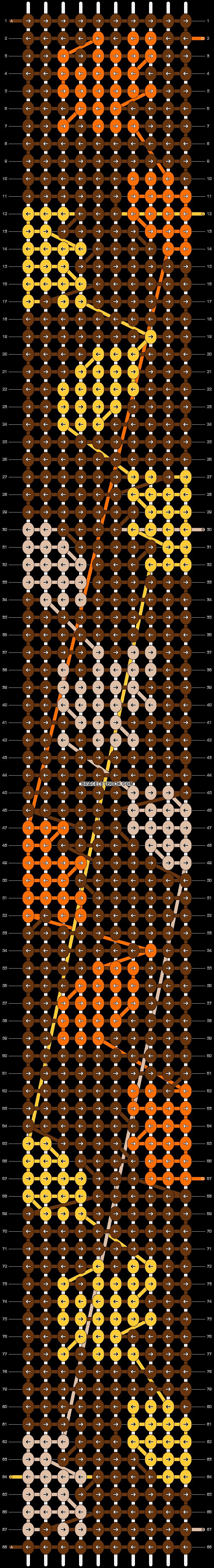 Alpha pattern #53668 pattern