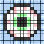 Alpha pattern #53672