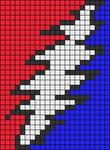 Alpha pattern #53674