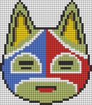 Alpha pattern #53676