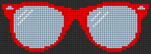 Alpha pattern #53682
