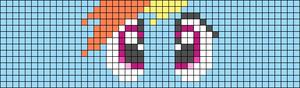 Alpha pattern #53685