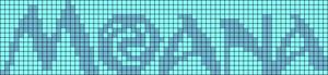Alpha pattern #53705