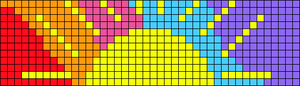 Alpha pattern #53710