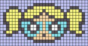 Alpha pattern #53711