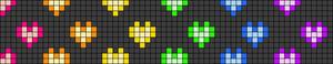 Alpha pattern #53724