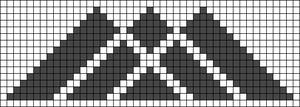 Alpha pattern #53725
