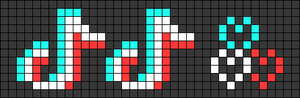 Alpha pattern #53726
