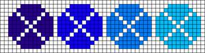 Alpha pattern #53728